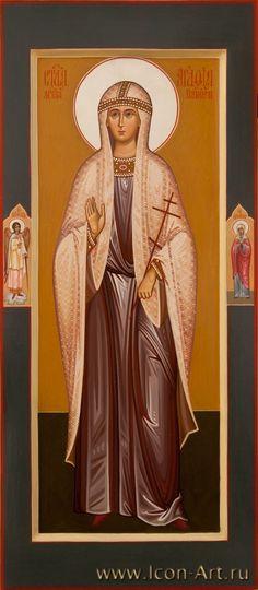 Holy Martyr Agatha Panormskaya