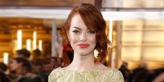 Emma Stone's makeup artist, Rachel Goodwin, breaks down the step-by-step.