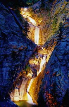 Seven Falls, Colorado Springs, CO