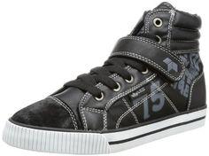 Lico Backstage 180282, Jungen Sneaker, Schwarz (schwarz/grau), EU 39 - [ #Germany #Deutschland ] #Bekleidung [ more details at ... http://deutschdesign.apparelique.com/lico-backstage-180282-jungen-sneaker-schwarz-schwarzgrau-eu-39/ ]