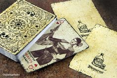 Collections: Prohibition - Disparos by Ellusionist | Kardify : Playing Cards News