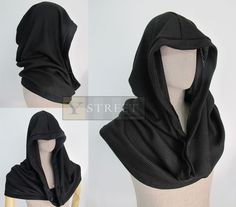 Hoodie Men and Women Scarf and Tops , S010   Clothing, Shoes & Accessories, Men's Accessories, Scarves   eBay!