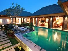This kind of set up for your #Bali vacation c/o Villa Di Bucu