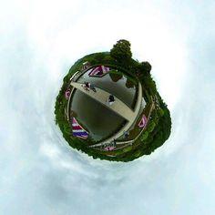 #あしかがフラワーパーク #littleplanet #RICOH#theta360 #THETA#栃木#Japan by motchan_7545 Instagram Posts