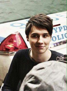 he's beautiful