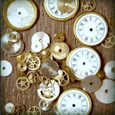 time fragments...