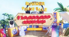 Banggood Summer Prime Sale 2019 Shopping Guide – Get Daily Flash Deal Banggood Coupon, Shopping Zone, Mobile Phone Sale, Games To Win, Interactive Posts, 3d Printer Supplies, Sports Headphones, Brand Sale, Fishing Gifts