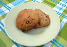 BentoLunch.net - Zucchini Spice Cookies