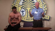 Pathology Videos: Shoulder Exam - Dr. Hawkins