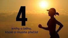 Knihy o běhání Začínáte běhat? Přemýšlíte jak správně trénovat? Chcete se zlepšit? Potřebujete více motivace? Běhejte ,a když regenerujete a