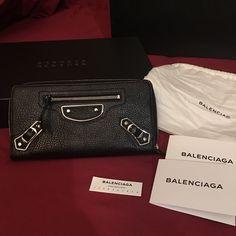 BALENCIAGA WALLET  Balenciaga Bags Wallets