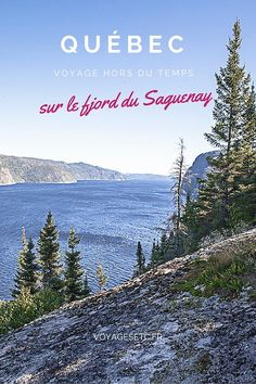Great What to do on the Saguenay Fjord? Back on all my experiences on 3 days of Lake Saint John for a hike to the national park until Tadoussac to observe the whales Canada Cruise, Canada Travel, Canada Trip, Montreal Quebec, Quebec City, Saguenay Quebec, Voyage Canada, Lac Saint Jean, Les Fjords