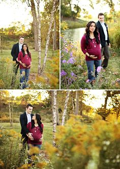 super gorgeous maternity session