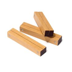 ideaco&muku MEMO STAND Pencil Holders, Desk Organization, Stationery, Tools, Decor, Wood, Instruments, Decoration, Paper Mill