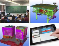 Construsoft, IDEA Ingenieria y Visuartech celebran presentación última Versión Software BIM Construcción y Herramienta Realidad Aumentada Madrid-Barcelona