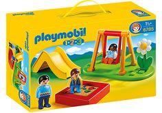 Playmobil 1-2-3 Park playground 6785