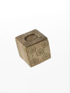 Roman Ivory die, 1st–3rd Century