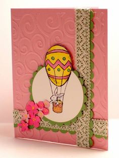 Everybunny Easter 2012 by bwstamper - Cards and Paper Crafts at Splitcoaststampers