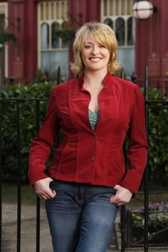 Jane Clarke Collins Beale played by Laurie Brett