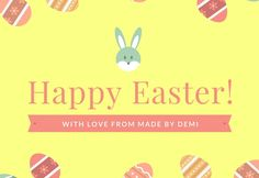 Hello everyone! Easter is around the corner and your facebook cover photo might need a bit of a revamp! I have designed 5 different Easter-themed Facebook covers for all of you and you can pick the one you like (or all of them!). Simple… just click on the image, and then right-click to save it! …
