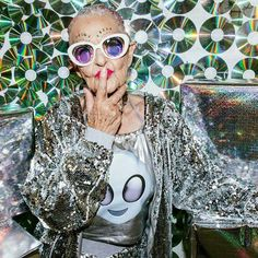 Baddie Winkle!!!●¿?● that's me MANY yrs away.  still gonna be me tho. lol.