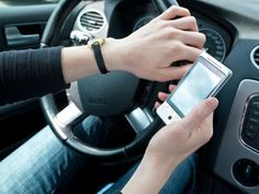 Calif. to Treat Smart Phones in Cars as Just Slightly Less Dangerous than Loaded Guns