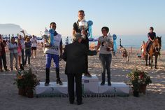 Hmad Bahman, Emanuele Fondi e Simona di Battista, 125,4 Km