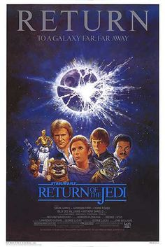 Return of the Jedi release 1985