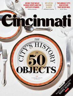 Cincinnati Magazine   October 2013