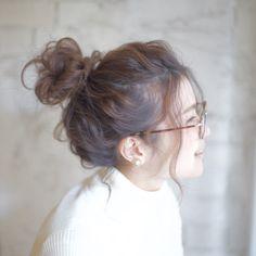 Romantic Hairstyles, Loose Hairstyles, Bride Hairstyles, Hair Inspo, Hair Inspiration, Long Brunette Hair, Hair Arrange, Aesthetic Hair, Dream Hair