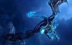 Wrath Of The Lich King Dragon Wallpaper. This wallpaper features a dragon from the second World of Warcraft game expansion, Wrath of the Lich King. Ice Dragon, Black Dragon, Dragon Art, Water Dragon, Dragon Horns, Dragon Fight, 3d Fantasy, Fantasy Dragon, Fantasy Artwork