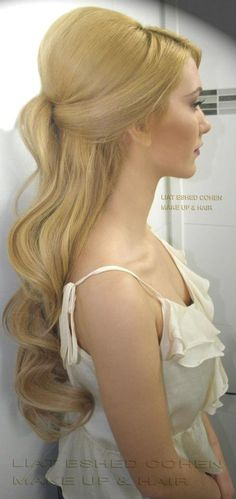 Liat Eshed Cohen Makeup and Hair | Beautiful Hairstyle | Wedding or photo shoots.