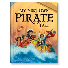 #TLSFPinAway My Very Own Pirate Tale Storybook  Personalized Books for Kids