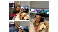 Help free justina from government sponsored kidnapping. Imagine if this happened to your daughter.