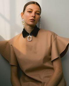 ruffle sleeve #fashion #pixiemarket