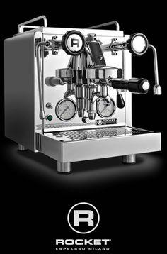 Rocket Espresso R58 Dual Boiler Coffee Machine