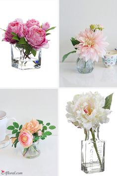 Pre-made Floral Arrangements for Home Decorating