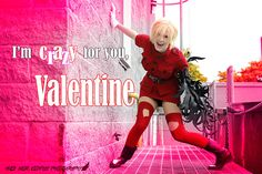 Happy Valentines Day from Geek Girls http://geekxgirls.com/article.php?ID=4182