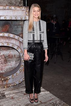 At the CHANEL Dinner Celebrating N°5 the Film by Baz Luhrmann in New York   - ELLE.com