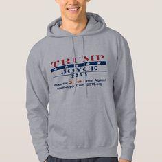 http://www.zazzle.com/joyce_trump_2016_unity_sweatshirt-235710741752453511