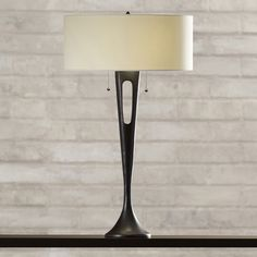 "Found it at AllModern - Watkinsville 2 Light 31"" H Table Lamp"