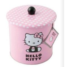 Cutest biscuit tin ever