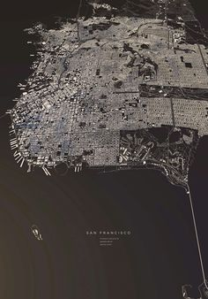 Earth From Above - San Francisco