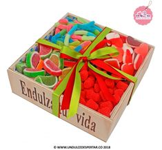 Gifts For Brother, Gifts For Friends, Candy Sushi, Rainbow Candy, Cute Birthday Gift, Cute Candy, Sweet Box, Candy Boxes, Candy Gifts
