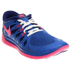 Nike Free 50 Blue Youths Trainers 6Y US     You can get additional details 9a6e7a95f