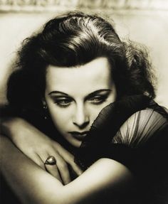 vintagegal: Hedy Lamarr by George Hurrell 1938