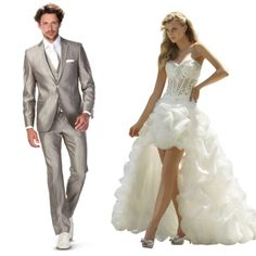 Hip wedding style