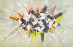 Acryl on canvas 140 x 90 cm Paintings For Sale, Digital Prints, Canvas, Gallery, Fingerprints, Tela, Roof Rack, Canvases
