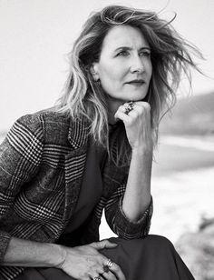 Envie de beauté forte et inspirante... (Laura Dern)