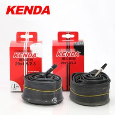 Original Kenda Bike Inner Tube Bicycle Tires Cycling Inner Rubber Tube 29*1.92.3 American and French Valve Cycling Accessories